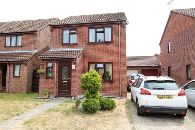 Thumbnail Detached house to rent in Framfield Road, Carlton Colville, Lowestoft