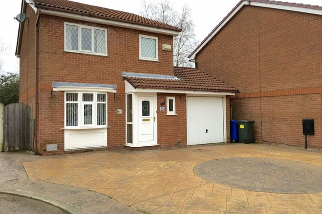 Thumbnail Detached house for sale in The Cedars, Chorley