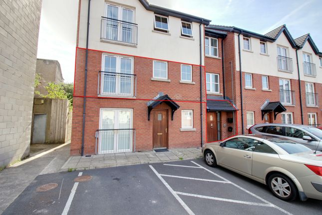 Thumbnail Flat for sale in Exchange Court, Newtownards