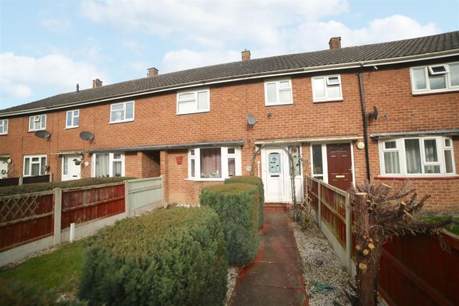 3 bed terraced house for sale in Langford Green, Shrewsbury SY1