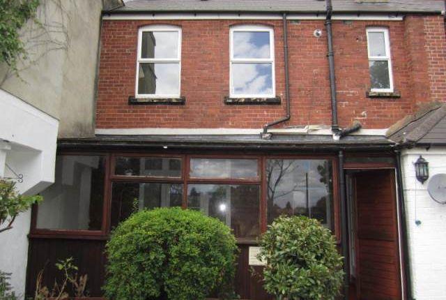 Exterior Rear of Duckworth Road, St. Thomas, Exeter EX2