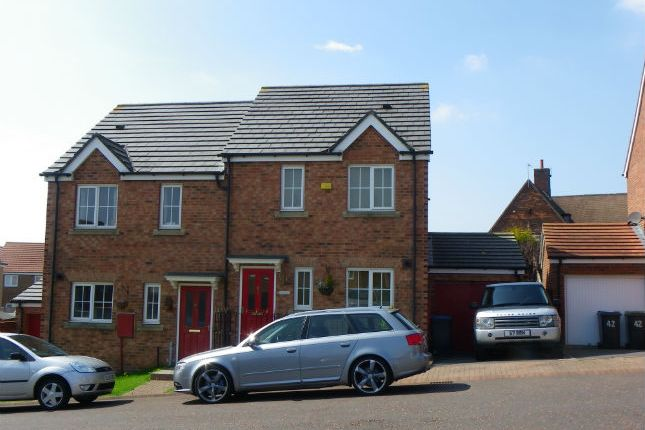 Thumbnail Semi-detached house for sale in Orwell Gardens, Stanley