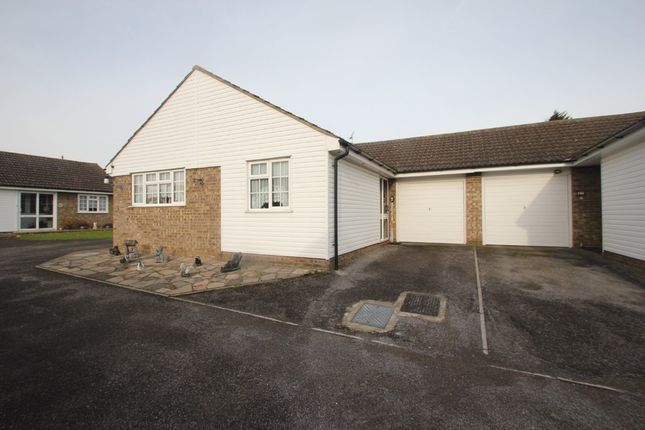Thumbnail Detached bungalow for sale in Highcliff Crescent, Ashingdon, Rochford