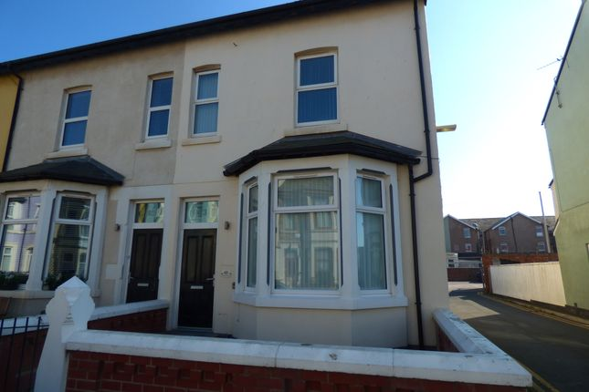 Front External of Crystal Road, Blackpool FY1