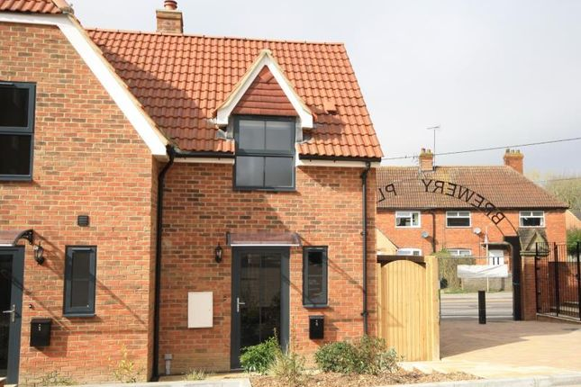 Thumbnail Semi-detached house to rent in Brewery Place, Royal Wootton Bassett