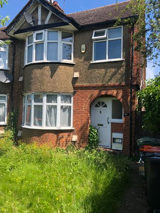 Thumbnail Semi-detached house to rent in London Road, Dunstable