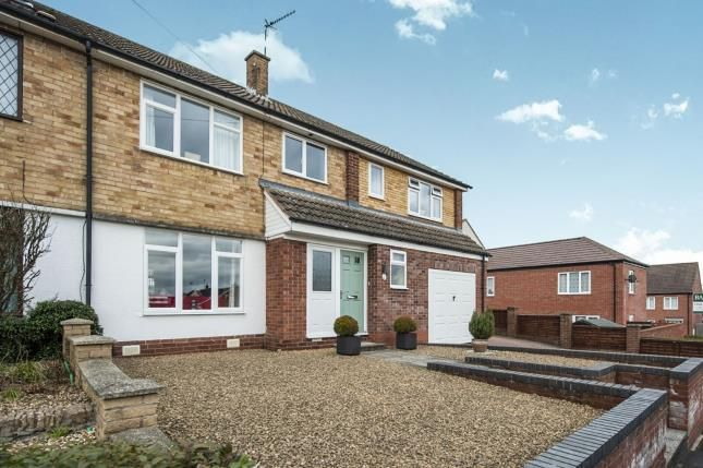 Thumbnail Semi-detached house for sale in Shelbourne Road, Stratford Upon Avon, Warwickshire