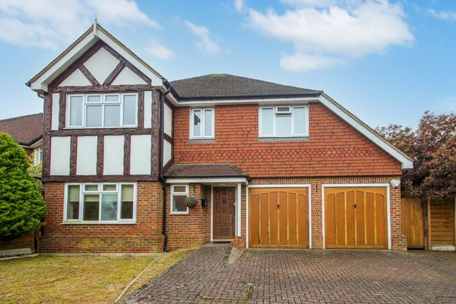 Thumbnail Detached house for sale in Pattens Lane, Chatham