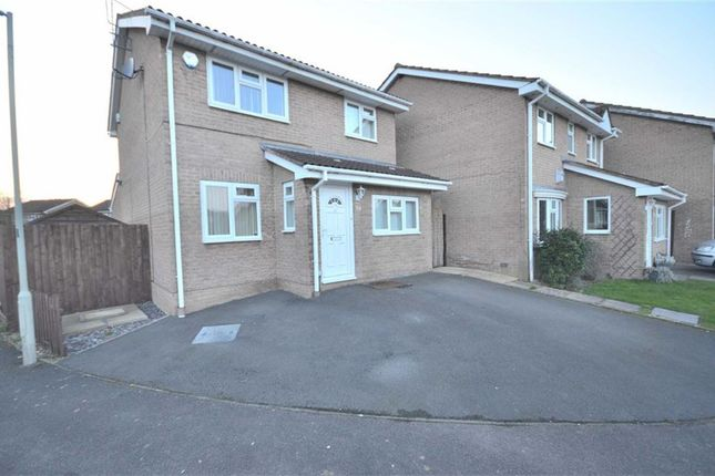 Thumbnail Detached house to rent in Roman Road, Abbeymead, Gloucester
