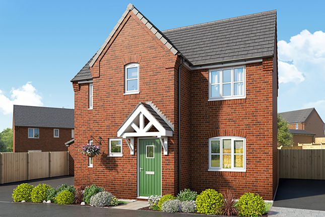 """Thumbnail Detached house for sale in """"The Blackthorne"""" at Mansfield Road, Tibshelf, Alfreton"""
