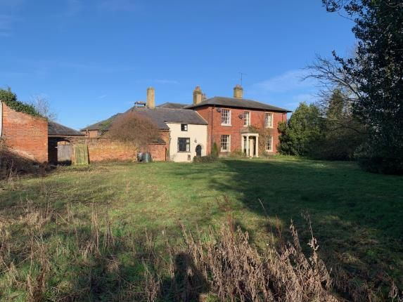 Thumbnail Detached house for sale in Watling Street, Hockliffe, Leighton Buzzard, Bedfordshire