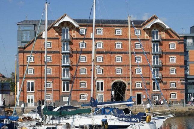 1 bed flat to rent in Regatta Quay, Key Street, Ipswich IP4