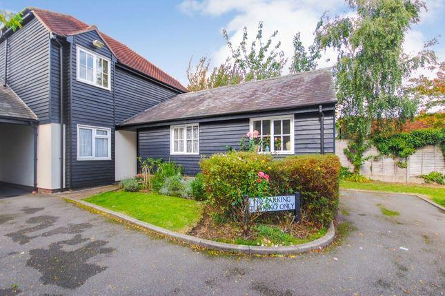 Thumbnail Flat for sale in Knight Street, Sawbridgeworth