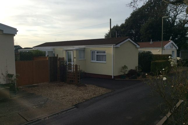 2 bed mobile/park home for sale in Stokes Bay Mobile Home Park, Stokes Bay Road, Gosport