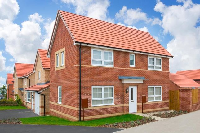 "Thumbnail Detached house for sale in ""Ennerdale"" at Bedewell Industrial Park, Hebburn"