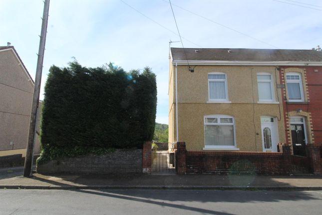 Thumbnail Semi-detached house for sale in Upper Colbren Road, Gwaun Cae Gurwen, Ammanford