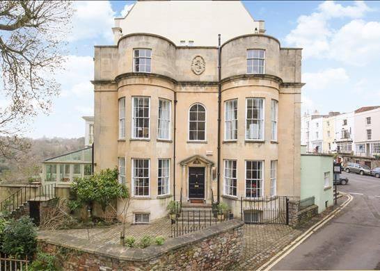 Thumbnail Detached house for sale in The Paragon, Clifton, Bristol