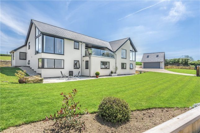 Thumbnail Detached house for sale in Greendown, Axminster