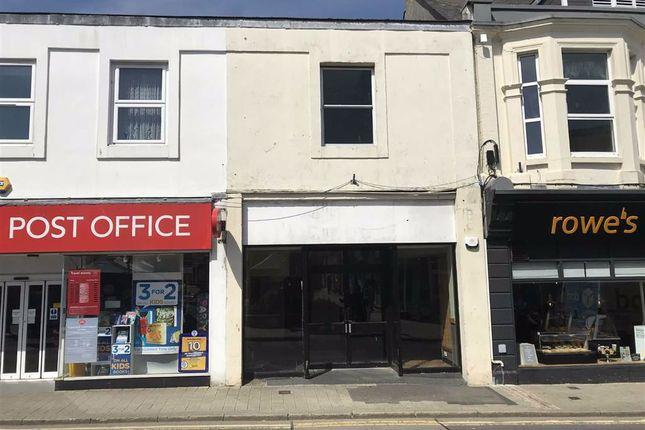 Thumbnail Retail premises to let in 13, Commercial Square, Camborne