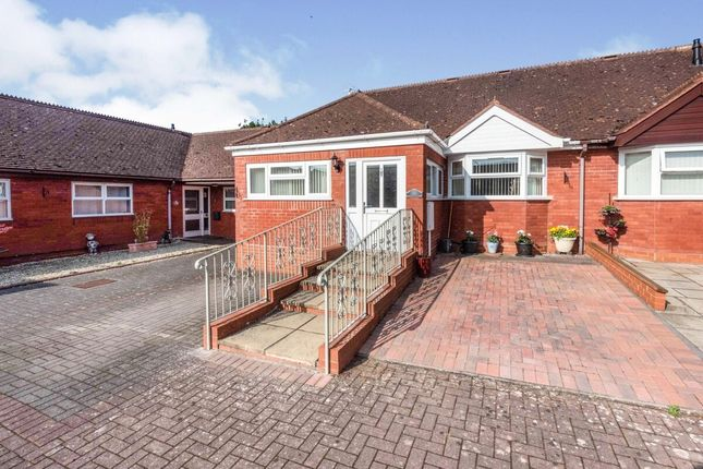 Thumbnail Bungalow for sale in Exbury Place, St Peters, Worcester
