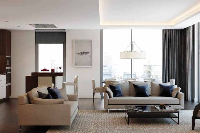 Thumbnail Flat for sale in Columbia Gardens, Earls Court