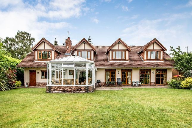 Thumbnail Detached house for sale in Eaton Close, Cheadle
