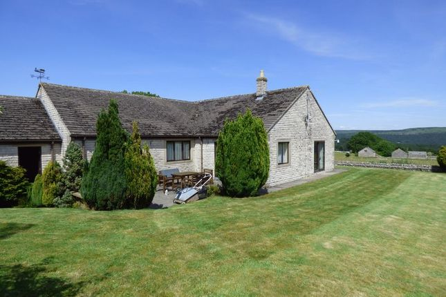 Thumbnail Farmhouse for sale in Highfields Farm, Middleton Lane, Stoney Middleton, Hope Valley