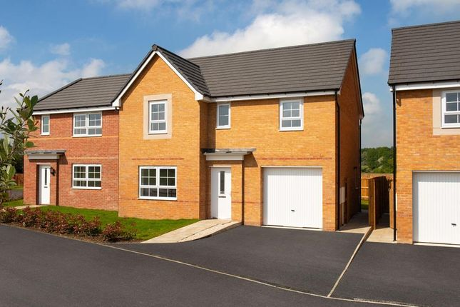 """Thumbnail Detached house for sale in """"Ripon"""" at Lee Lane, Royston, Barnsley"""