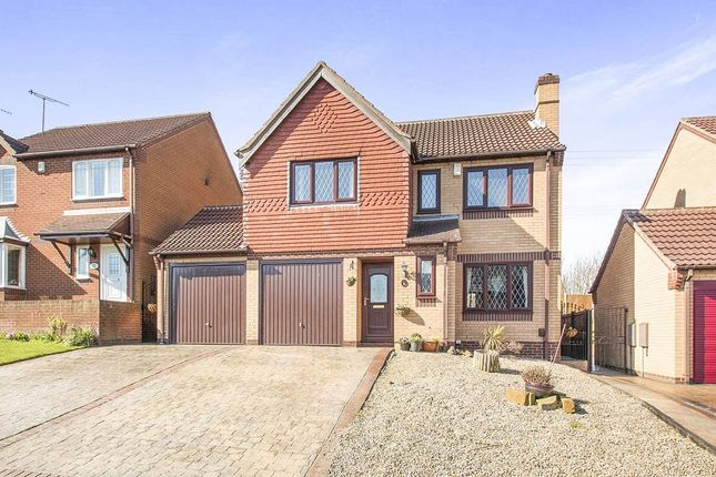 Thumbnail Detached house for sale in Ibbetson Oval, Churwell, Morley, Leeds