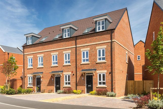 "Thumbnail End terrace house for sale in ""Dunford"" at Racecourse Road, Newbury"