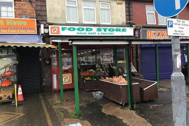 Retail premises for sale in Wheelwright Road, Erdington, Birmingham