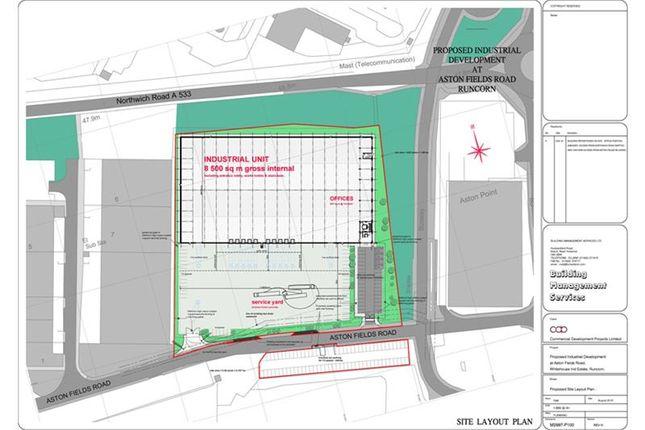 Thumbnail Warehouse to let in Whitehouse, 97, Aston Fields Road, Whitehouse Industrial Estate, Runcorn, Halton