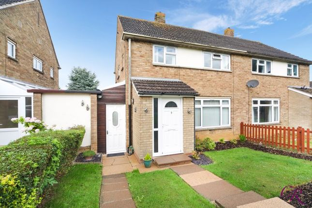 Thumbnail Semi-detached house for sale in Linworth Road, Bishops Cleeve, Cheltenham