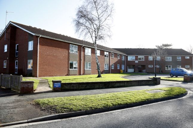 Thumbnail Block of flats to rent in Ronald Farmer Court, Waltham