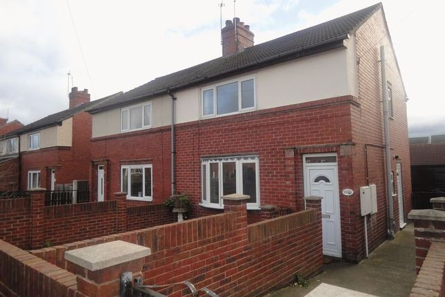 Thumbnail Semi-detached house to rent in Lund Lane, Barnsley