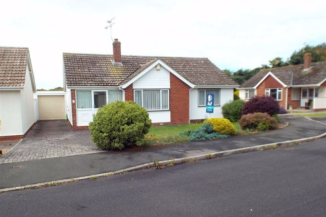 Thumbnail Detached bungalow for sale in Links Gardens, Burnham On Sea, Someset
