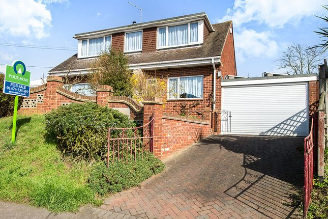 Thumbnail Bungalow for sale in Taylors Lane, Higham, Rochester