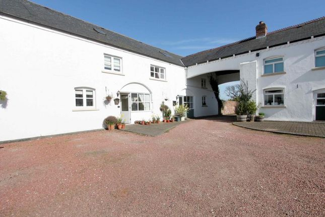 Thumbnail Barn conversion for sale in Yew Tree Court, Nantwich Road, Wimboldsley, Middlewich