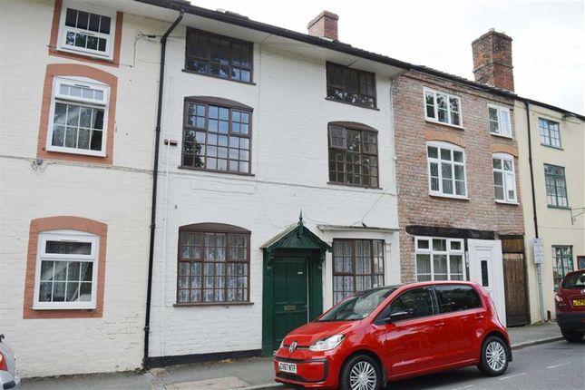 Thumbnail Flat to rent in Flat 1, 30, Park Street, Newtown, Powys