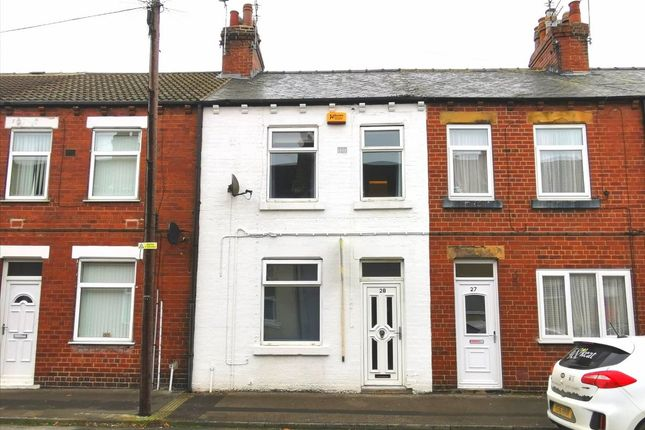 2 bed terraced house to rent in Oxford Street, Normanton WF6
