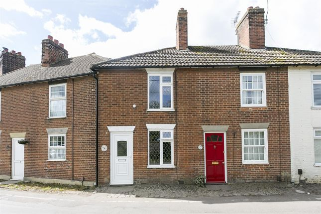 Thumbnail Terraced house for sale in The Rocks Road, East Malling, West Malling