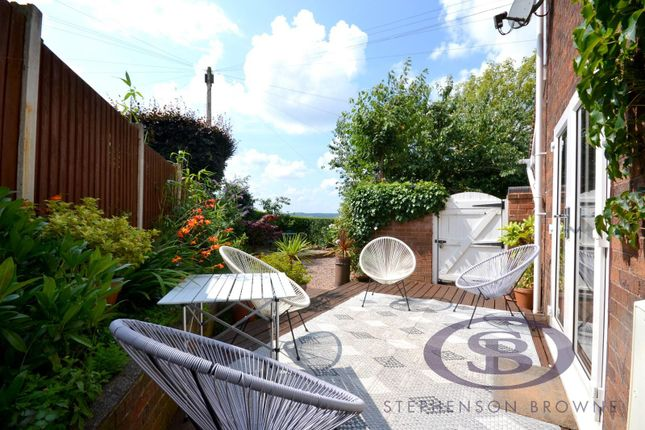 Semi-detached house for sale in Belfield Avenue, May Bank, Newcastle-Under-Lyme