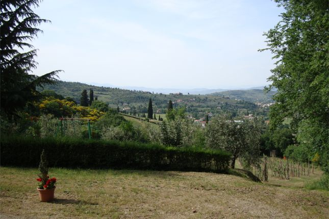 View Of Tuscan Scenery From Property