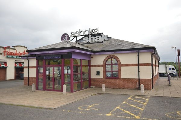 Thumbnail Restaurant/cafe for sale in Langmuir Road, Showcase Leisure Park, Glasgow