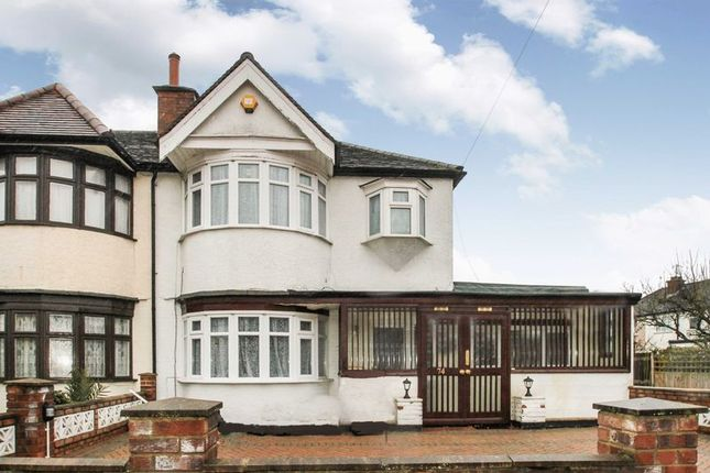 Thumbnail Terraced house to rent in Torbay Road, Harrow