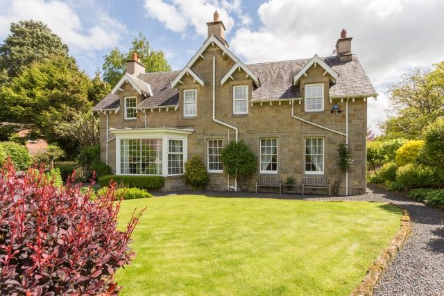 Thumbnail Detached house for sale in Wilton Park Road, Hawick, Roxburghshire, Borders