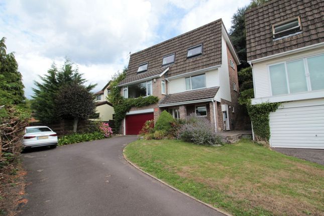 Thumbnail Detached house for sale in Royal Oak Close, Machen
