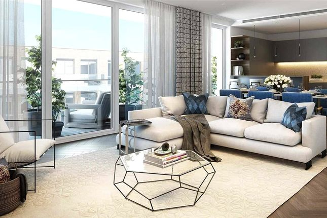Thumbnail Flat for sale in Handley & Matcham, Sovereign Court, Hammersmith, London
