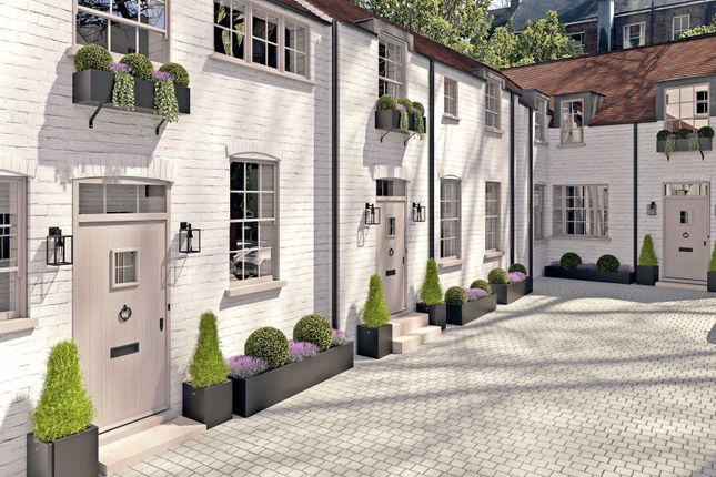 Thumbnail Mews house for sale in Plot 4, Castle House, 27 London Road, Royal Tunbridge Wells, Kent