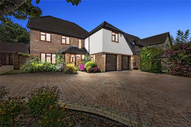 Thumbnail Detached house for sale in Cottis Close, Langdon Hills, Basildon
